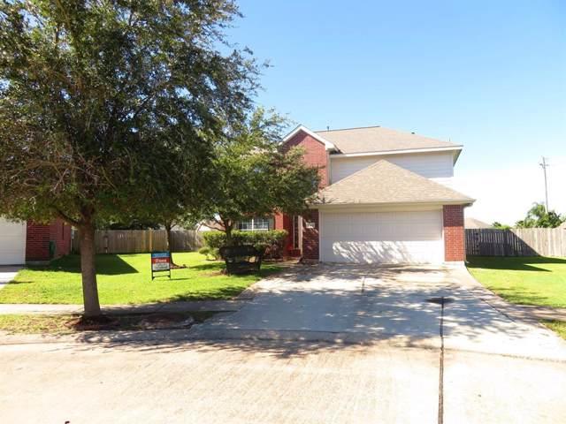 11902 Clear Brook Oak Street, Houston, TX 77089 (MLS #72374755) :: Caskey Realty