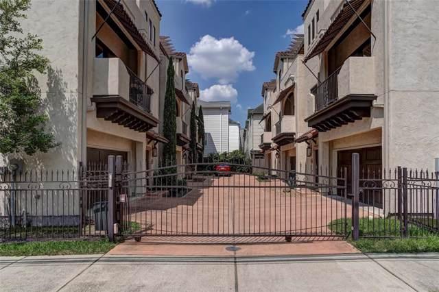 5218 Feagan Street C, Houston, TX 77007 (MLS #72386484) :: Green Residential