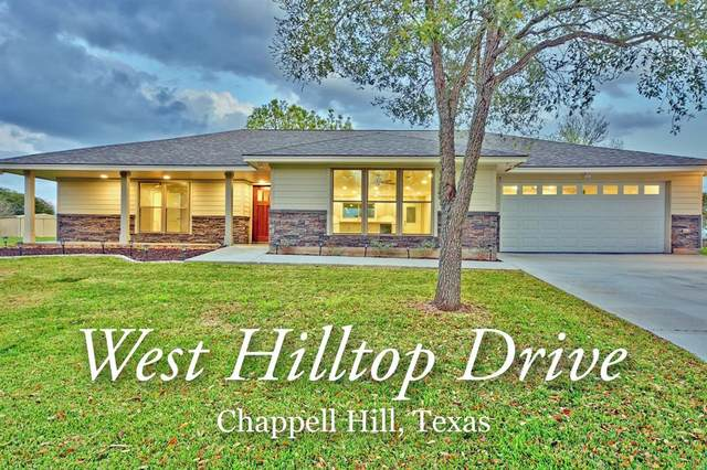 3221 W Hilltop Drive, Chappell Hill, TX 77426 (MLS #72387746) :: The Freund Group