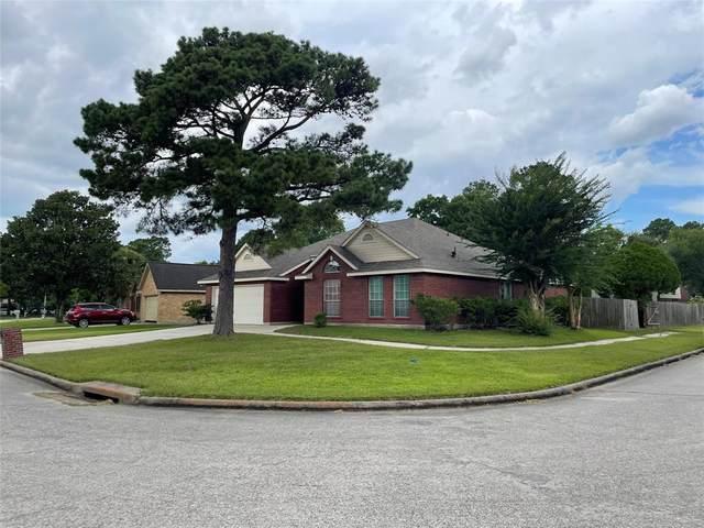 2927 Cocona Lane, Houston, TX 77073 (MLS #72394158) :: The Parodi Team at Realty Associates