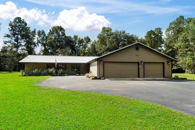 22138 E Knox Drive, Porter, TX 77365 (MLS #72401465) :: The Sansone Group