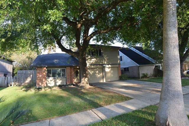 204 Civil Drive, League City, TX 77573 (MLS #72402403) :: The Freund Group