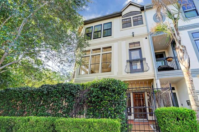 802 Malone Street A, Houston, TX 77007 (MLS #72404690) :: Magnolia Realty