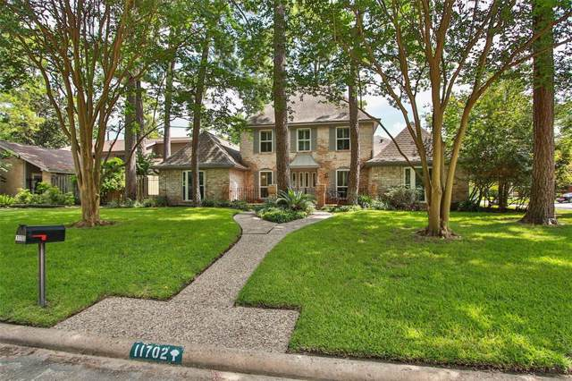 11702 Pebbleton Drive, Houston, TX 77070 (MLS #72406308) :: Caskey Realty