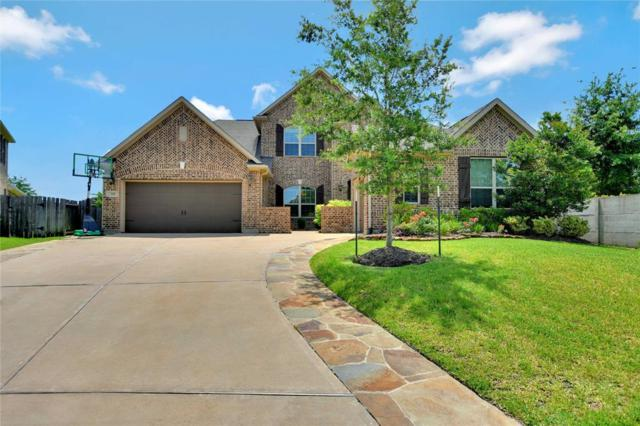 1117 Barillos Creek Lane, Friendswood, TX 77546 (MLS #7240930) :: Rachel Lee Realtor
