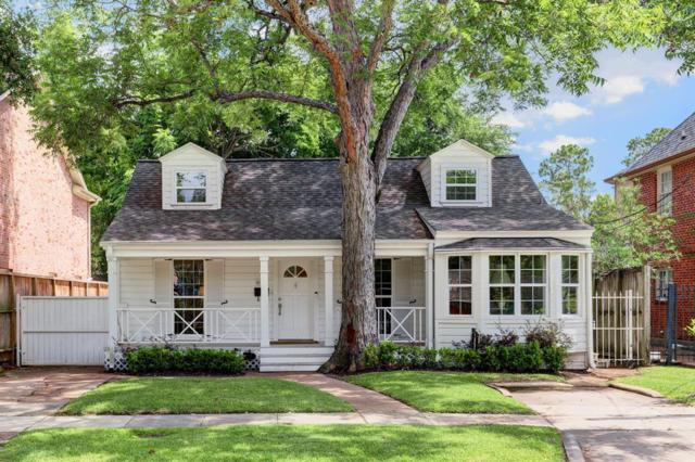 4031 Villanova Street, West University Place, TX 77005 (MLS #72412707) :: Texas Home Shop Realty