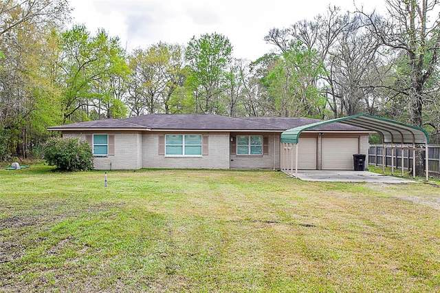 740 South Street, Vidor, TX 77662 (MLS #72414540) :: The Sansone Group