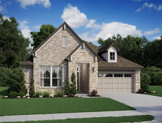3016 Starry Knoll Trail, Katy, TX 77493 (MLS #72420217) :: The SOLD by George Team