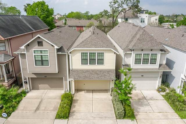 833 W 24th Street, Houston, TX 77008 (MLS #72425303) :: Giorgi Real Estate Group