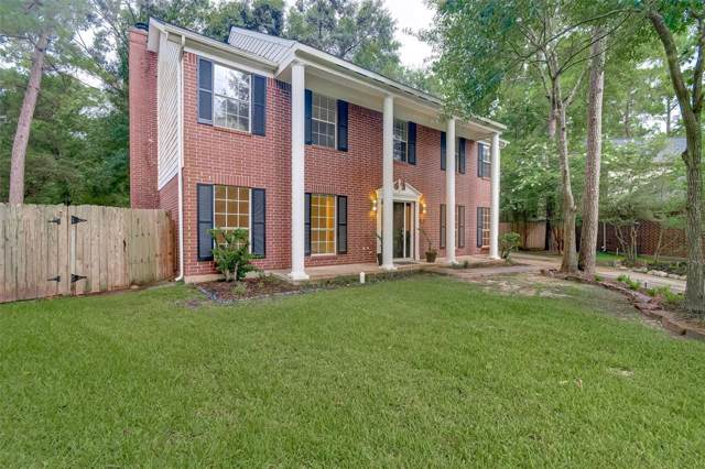 23 Shinyrock Place, The Woodlands, TX 77381 (MLS #72434104) :: NewHomePrograms.com LLC