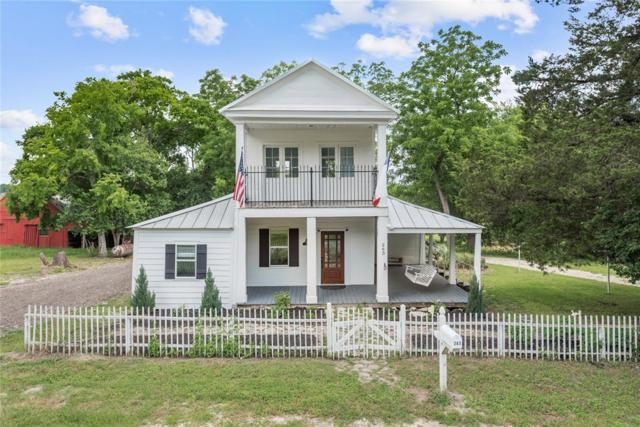 263 Fanthorp Street, Anderson, TX 77830 (MLS #72436847) :: Magnolia Realty