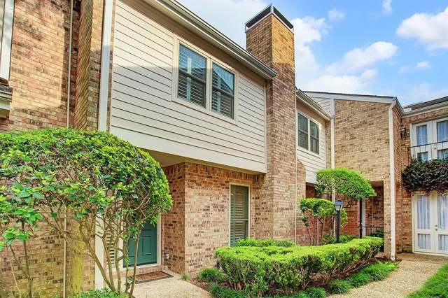 1551 Bering Drive #126, Houston, TX 77057 (MLS #72443057) :: Lerner Realty Solutions