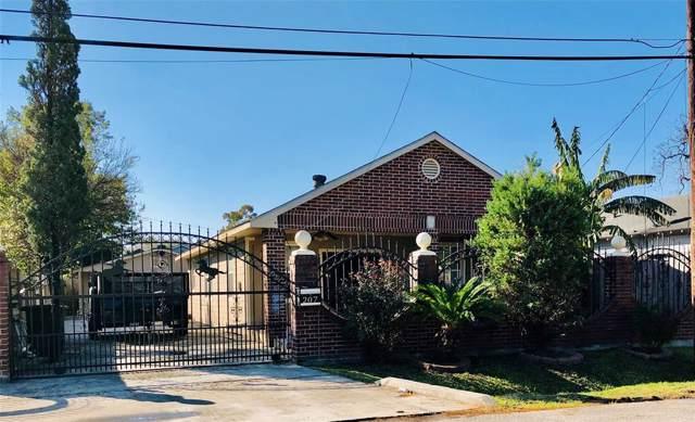 207 Coronado Street, Houston, TX 77009 (MLS #72444290) :: The Heyl Group at Keller Williams