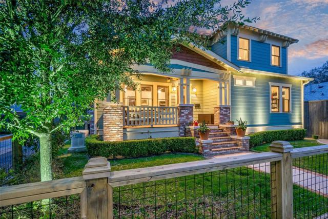 510 E 18th Street, Houston, TX 77008 (MLS #72444638) :: The Bly Team