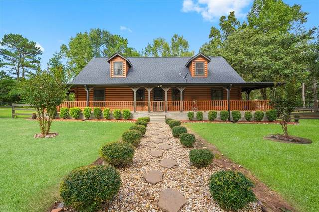 38711 Sugar Wood Drive, Magnolia, TX 77355 (MLS #72448039) :: Michele Harmon Team