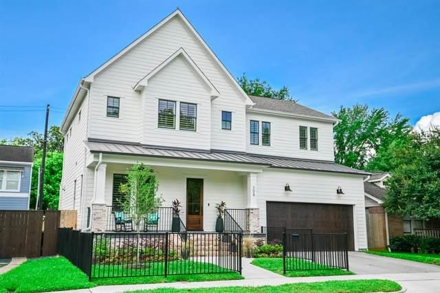 208 E 24th Street, Houston, TX 77008 (MLS #72455840) :: Green Residential