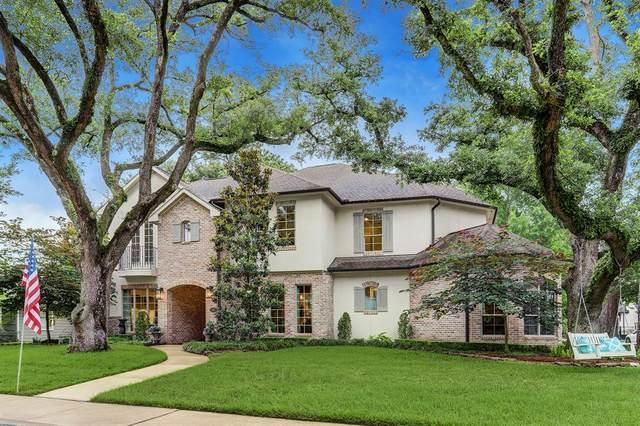 1602 Glourie Drive, Houston, TX 77055 (#72470334) :: ORO Realty