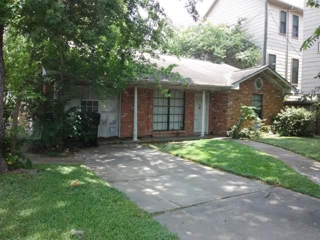 1109 W 21st Street, Houston, TX 77008 (MLS #72485716) :: The Heyl Group at Keller Williams