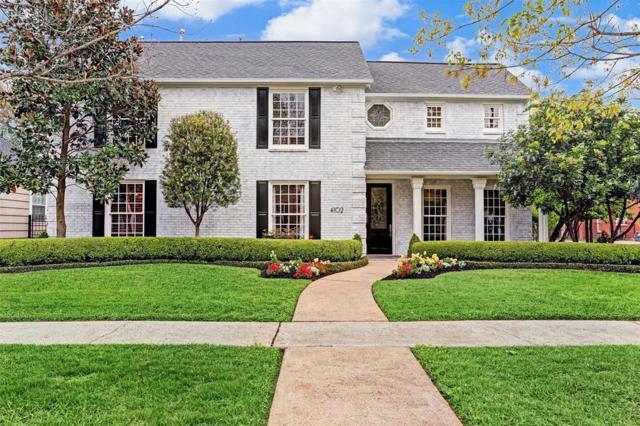 4102 Milton Street, West University Place, TX 77005 (MLS #72491763) :: Texas Home Shop Realty