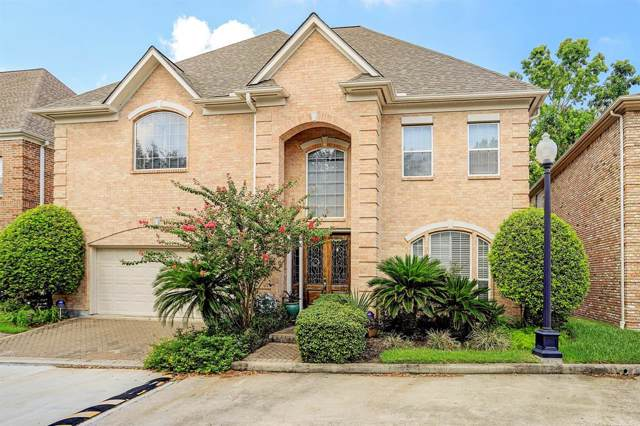1227 Hunters Park Way, Houston, TX 77055 (MLS #72494565) :: The Heyl Group at Keller Williams