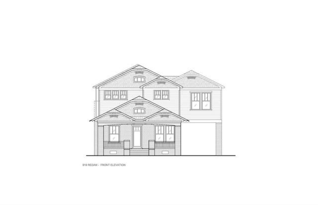 919 Redan Street, Houston, TX 77009 (MLS #72497325) :: Giorgi Real Estate Group