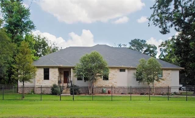 1260 Bartlett Road, Katy, TX 77493 (MLS #72503856) :: Parodi Group Real Estate