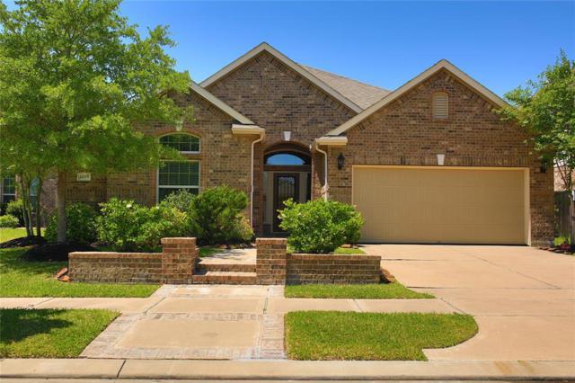 12115 Cove Ridge Lane, Cypress, TX 77433 (MLS #72503992) :: Team Parodi at Realty Associates