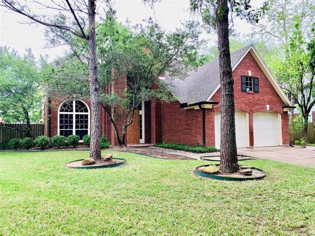 4402 Wavertree Drive, Missouri City, TX 77459 (MLS #72512031) :: The Home Branch