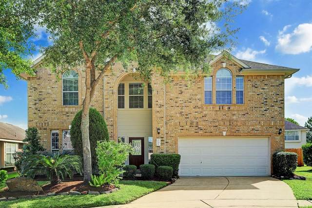 11119 Cliffrose Court, Houston, TX 77089 (MLS #72526178) :: The Sansone Group