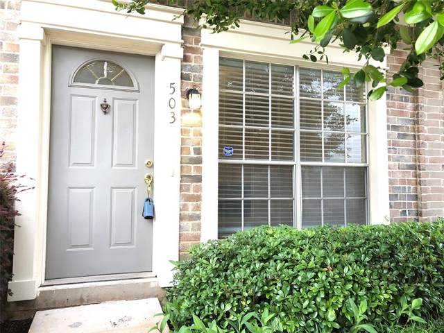 2930 Grants Lake Boulevard #503, Sugar Land, TX 77479 (MLS #72548806) :: The Andrea Curran Team powered by Compass