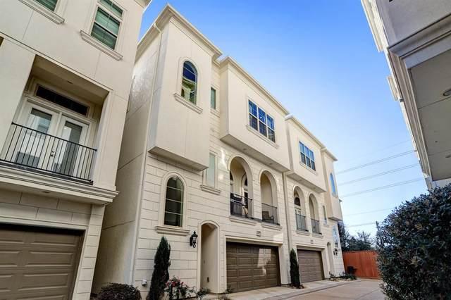 817 Leverkuhn Street, Houston, TX 77007 (MLS #72550158) :: Ellison Real Estate Team