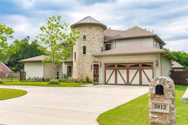 5912 T Street, Katy, TX 77493 (MLS #72552528) :: Phyllis Foster Real Estate