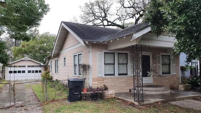 511 Oxford Street, Houston, TX 77007 (MLS #72557963) :: Keller Williams Realty