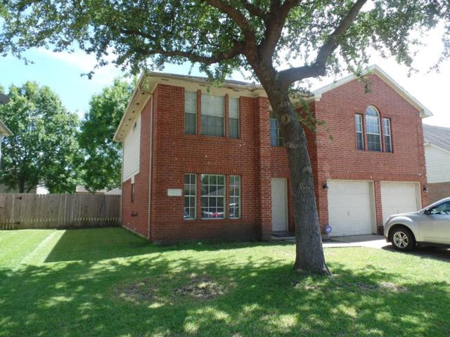 4526 Stonebridge Drive, Pearland, TX 77584 (MLS #72558474) :: Caskey Realty