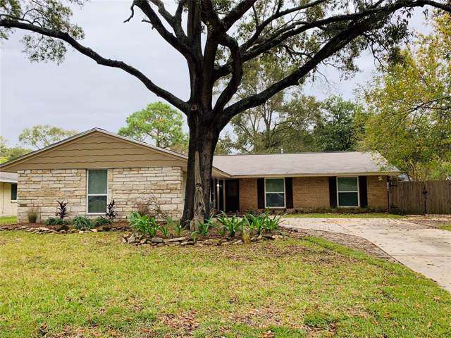 1907 Redway Lane, Houston, TX 77062 (MLS #7256143) :: The SOLD by George Team