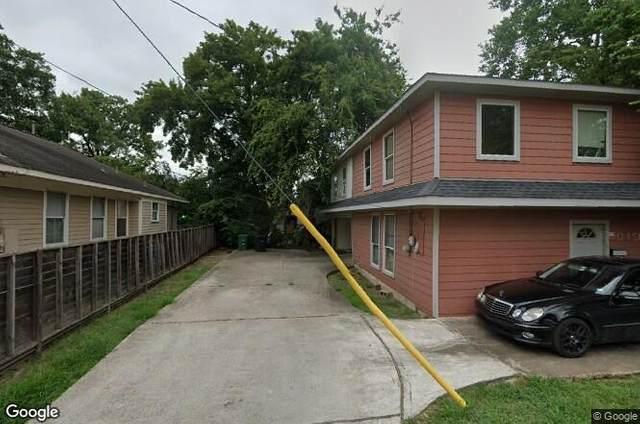 1139 Hammock Street, Houston, TX 77009 (MLS #72577619) :: CORE Realty