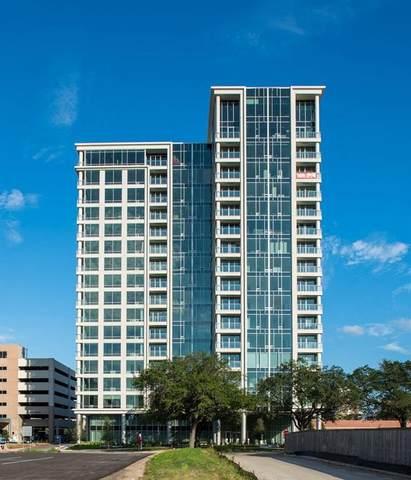 2047 Westcreek Lane #1503, Houston, TX 77027 (MLS #72578070) :: The SOLD by George Team