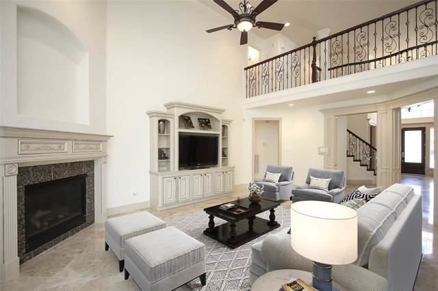 6406 Eaglewood Green Lane, Spring, TX 77379 (MLS #72584073) :: The SOLD by George Team