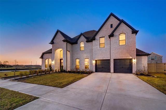 2103 Ashland Glen Court, Manvel, TX 77578 (MLS #72590946) :: The Home Branch