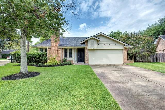 3410 Woodstream Place, Sugar Land, TX 77479 (MLS #72607058) :: The SOLD by George Team