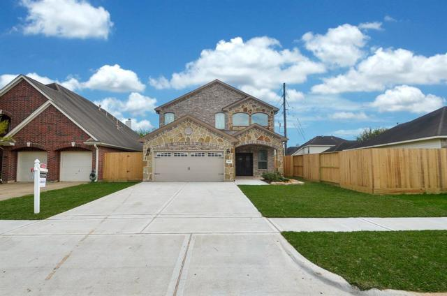 4427 Lakeshore Forest Drive, Missouri City, TX 77459 (MLS #72607855) :: Caskey Realty