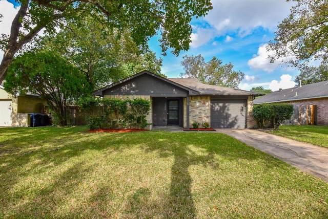 14206 Blue Falls Drive, Sugar Land, TX 77498 (MLS #72613814) :: Ellison Real Estate Team