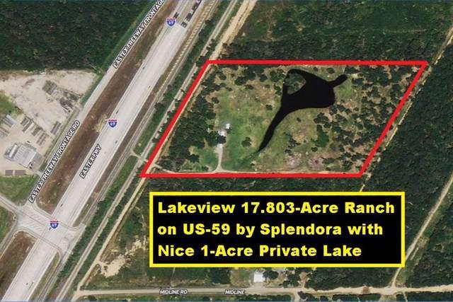 11759 Highway 59, Cleveland, TX 77327 (MLS #72620755) :: Ellison Real Estate Team