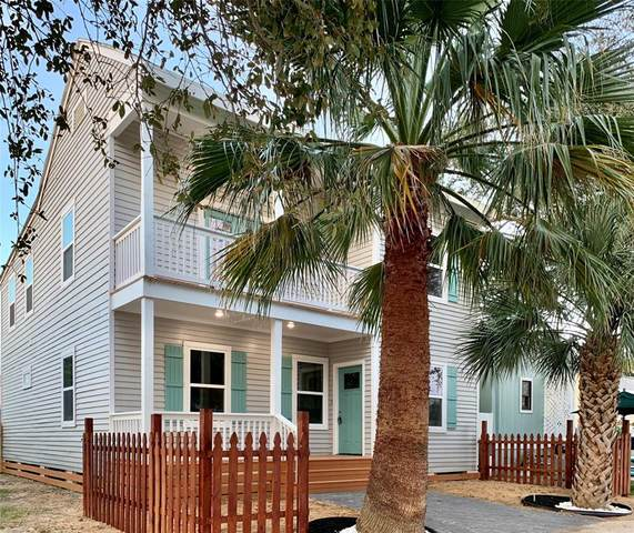 1212 Avenue L, Galveston, TX 77550 (MLS #72626334) :: My BCS Home Real Estate Group