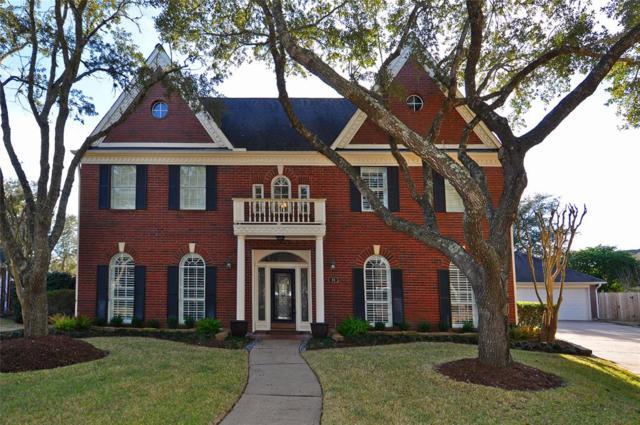 14 Saint Simons Court, Sugar Land, TX 77479 (MLS #72627165) :: Giorgi Real Estate Group