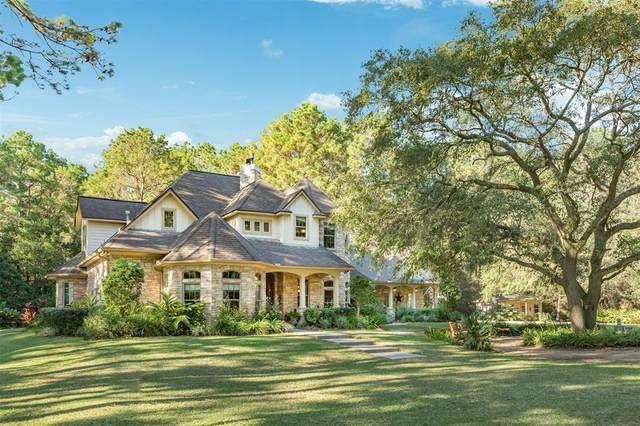 7306 Live Oak Circle, Alvin, TX 77511 (MLS #72627287) :: The Home Branch