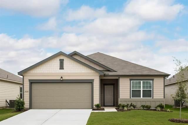 1021 Lacebark Pine Lane, Brookshire, TX 77423 (MLS #7262740) :: Michele Harmon Team