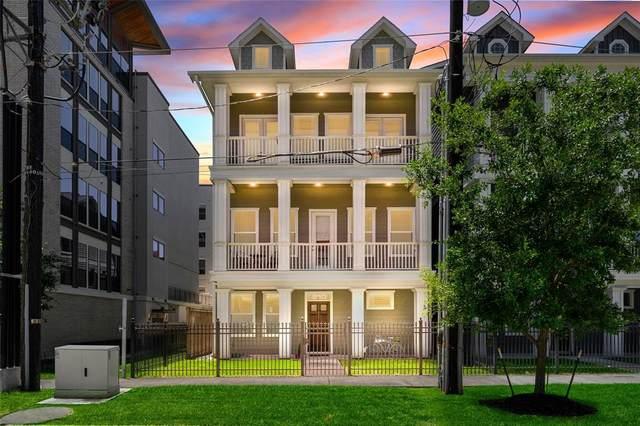 210 W 6th Street, Houston, TX 77007 (MLS #72639628) :: The Freund Group