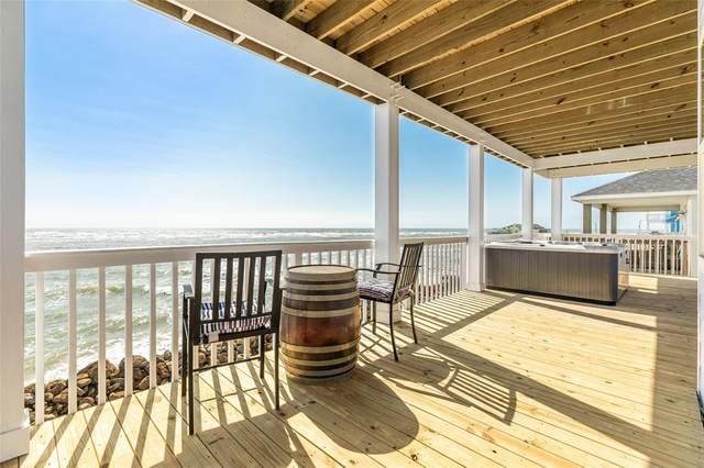 12943 Gulf Beach Drive, Freeport, TX 77541 (MLS #72645289) :: Homemax Properties