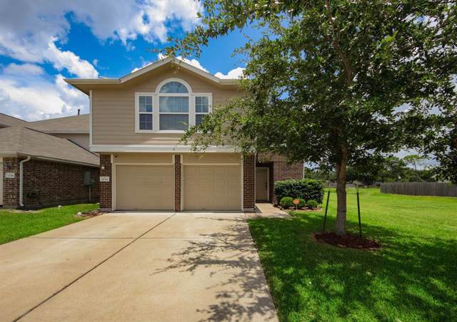 1134 Crestmont Place Loop, Missouri City, TX 77489 (MLS #72651206) :: The Sansone Group
